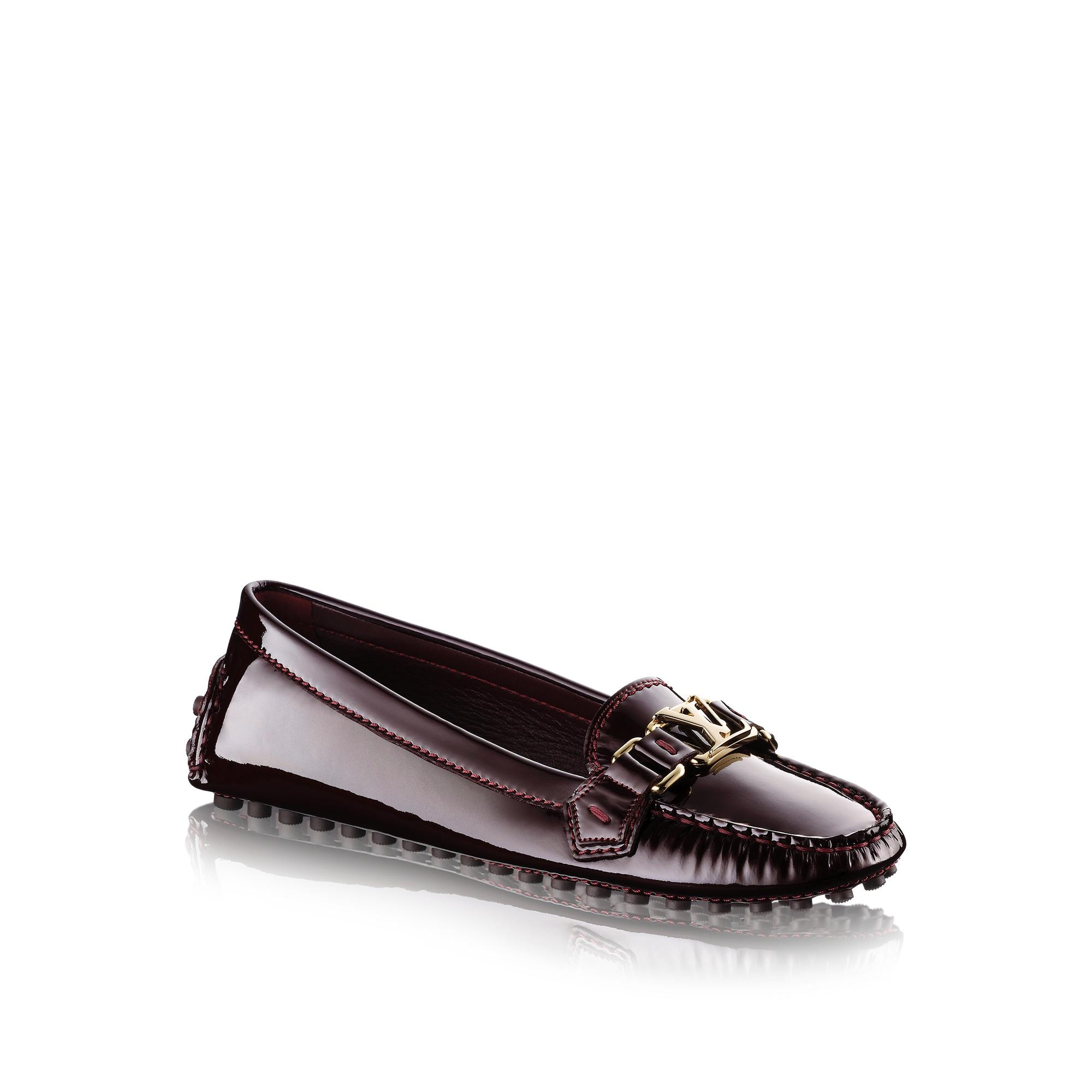 Oxford loafer in patent calf   in Women's Shoes  collections by Louis Vuitton